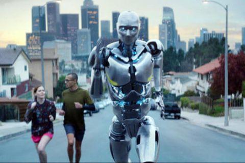 Robot làm quảng cáo: Nỗi lo mất việc của con người